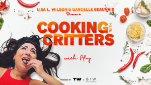 Lisa L. Wilson and Garcelle Beauvais - Producers of Cooking With Critters