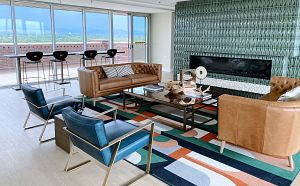 Penthouse Lounge at The Elements at Sloan's Lake