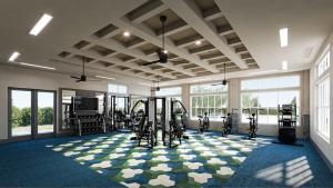 Parc at Murfreesboro Fitness Center