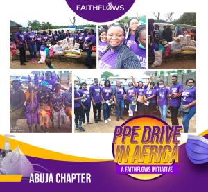 Faithflows in Abuja, Nigeria