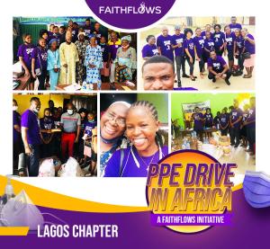 Faithflows in Lagos Nigeria