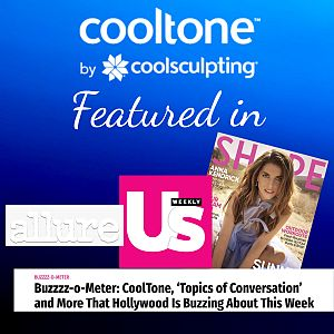 CoolTone Featured in Us Weekly