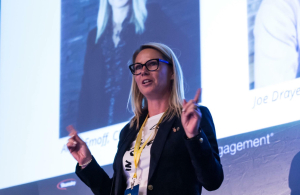 Photo 1 Caption: Anita Emoff, Chairman and Owner of Boost Engagement