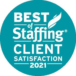 Best of Staffing Client Logo