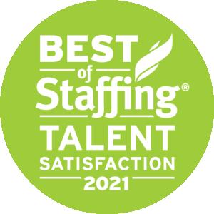 Best of Staffing Talent Logo