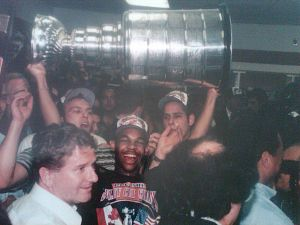 The New Jersey Devils Win the Stanley Cup