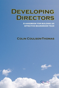 Cover of 'Developing Directors'