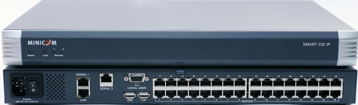 Smart 216 IP CAT5 KVM Switch