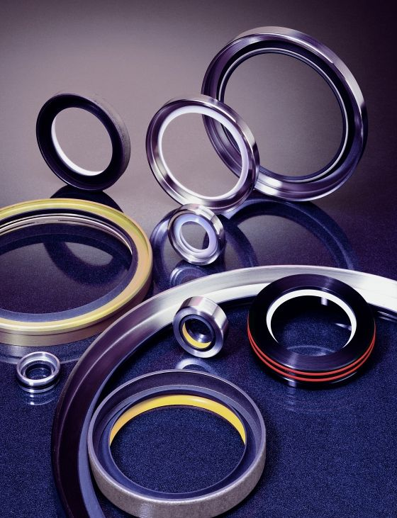 OmniLip™ Rotary Shaft Seals and DynaLip® Lip Seals