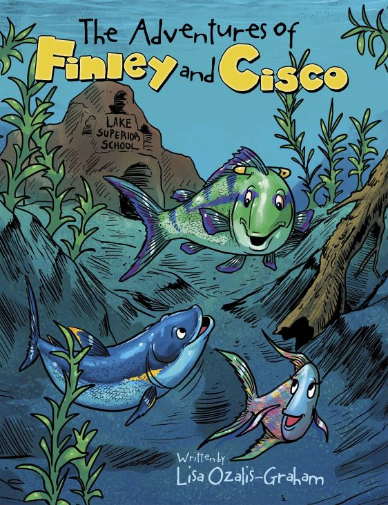 The Adventures of Finley and Cisco Hard Copy