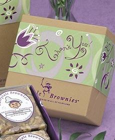 Thank You Dozen Brownies