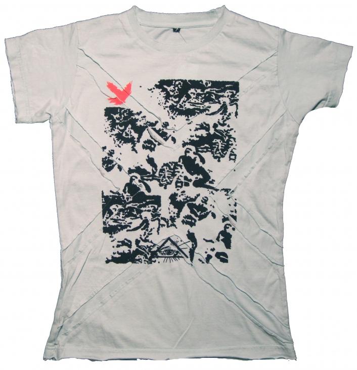 Masons Underground Angst Girls T-shirt