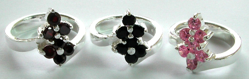 Fashion jewelry from Asian, offer by direct importer and wholesaler, lastest trend cz silver jewelry