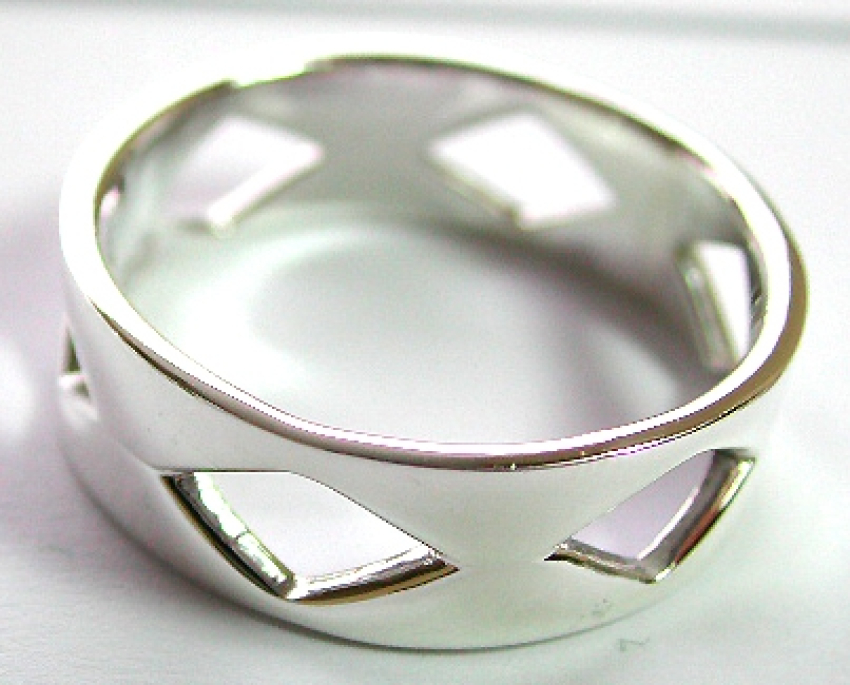 Buying wholesale fashion jewelry in United States - great price for Thai sterling silver ring