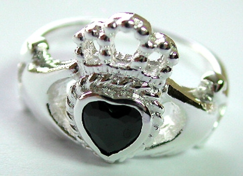 Claddagh Rings, or Cladaugh Rings, Claddaugh or Claddah jewelry wholesale supply