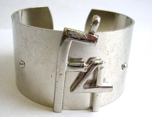 F4 jewelry, F4 bangle silver cuff fashion jewelry online store catalog