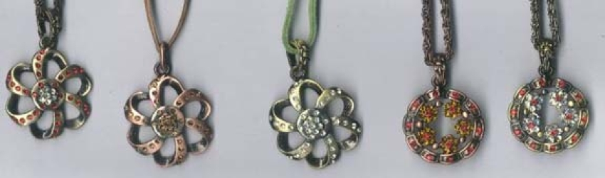 Bali wear art supply online wholesale fashion necklace with