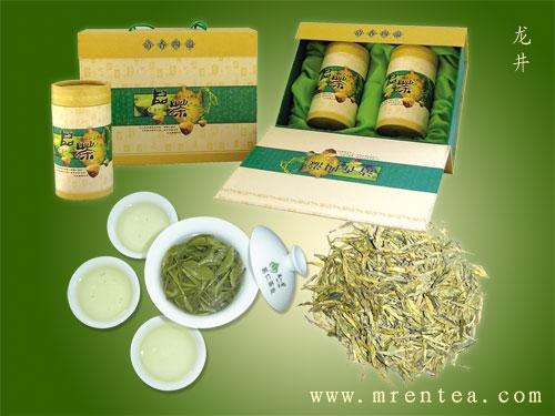 Wholesales Chinese Long Jing (Dragon Well) green tea