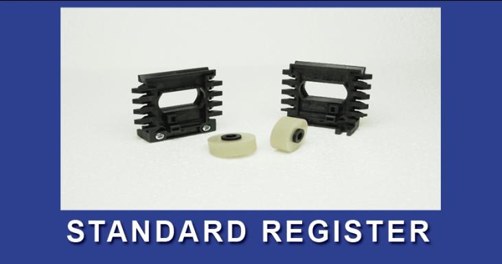 Standard Register Encoding Machines - Parts Supplier